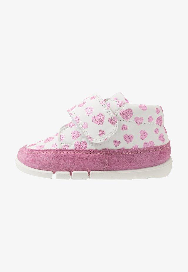 FLEXY - Zapatos de bebé - weiß