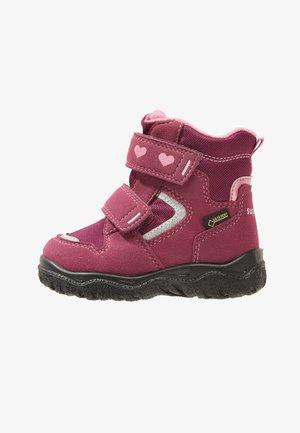 HUSKY - Dětské boty - red