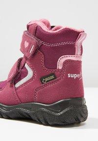 Superfit - HUSKY - Scarpe primi passi - red - 5
