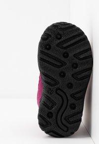 Superfit - HUSKY - Vauvan kengät - rot/rosa - 5