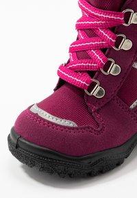 Superfit - HUSKY - Vauvan kengät - rot/rosa - 2