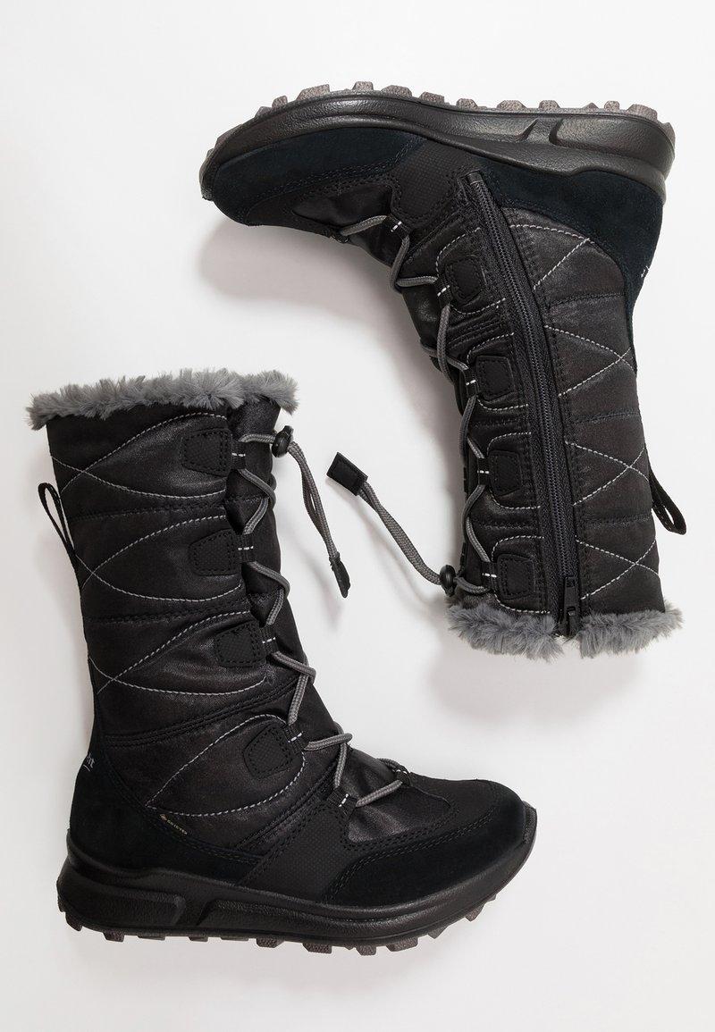 Superfit - MERIDA  - Stivali da neve  - schwarz