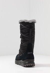 Superfit - MERIDA  - Stivali da neve  - schwarz - 4
