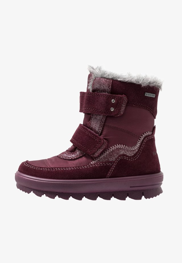 FLAVIA - Winter boots - rot