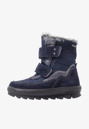 FLAVIA - Vinterstøvler - blau