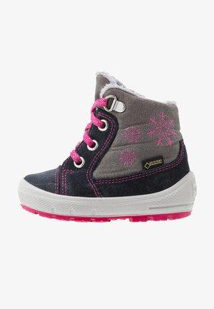 GROOVY - Dětské boty - grau