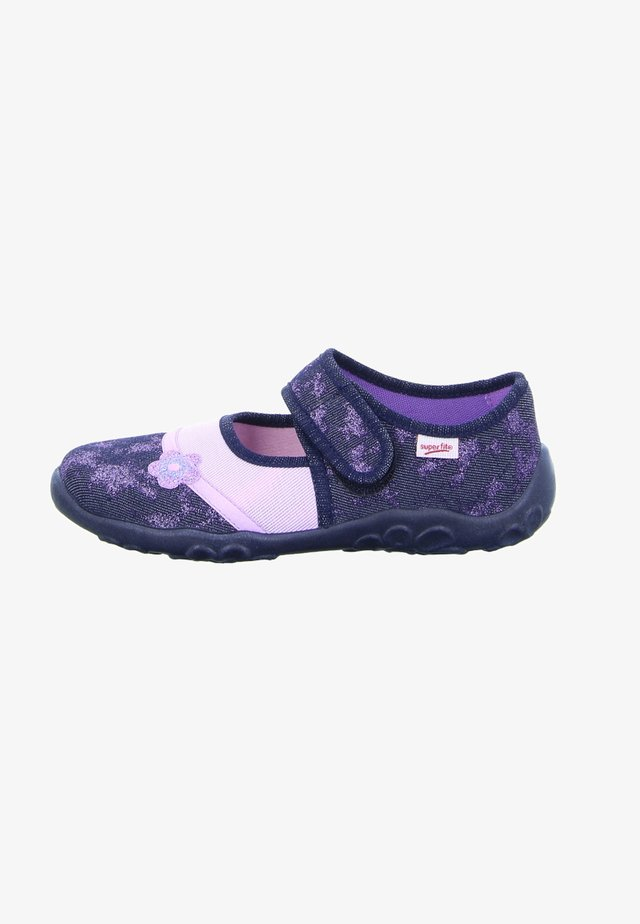BONNY - Pantoffels - purple/rose