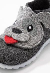 Superfit - HAPPY - Pantofole - schwarz - 2