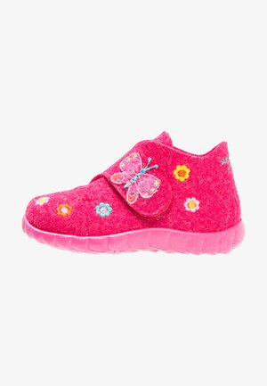 HAPPY - Pantoffels - pink