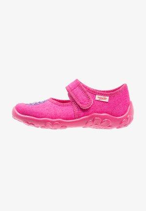 BONNY - Domácí obuv - pink