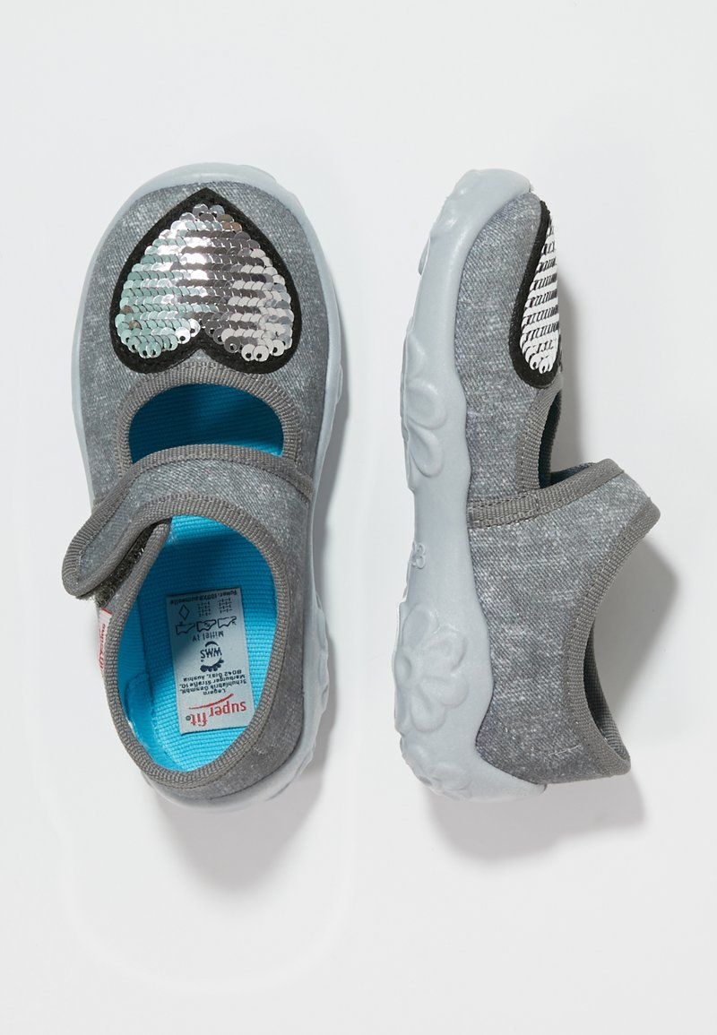 Superfit - BONNY - Zapatos de bebé - grau