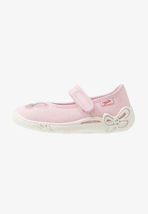 BELINDA - Domácí obuv - rosa