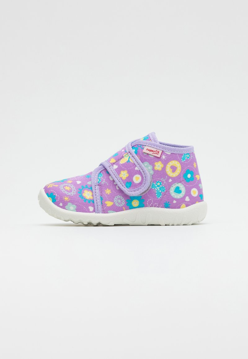 Superfit - SPOTTY - Chaussons - lila