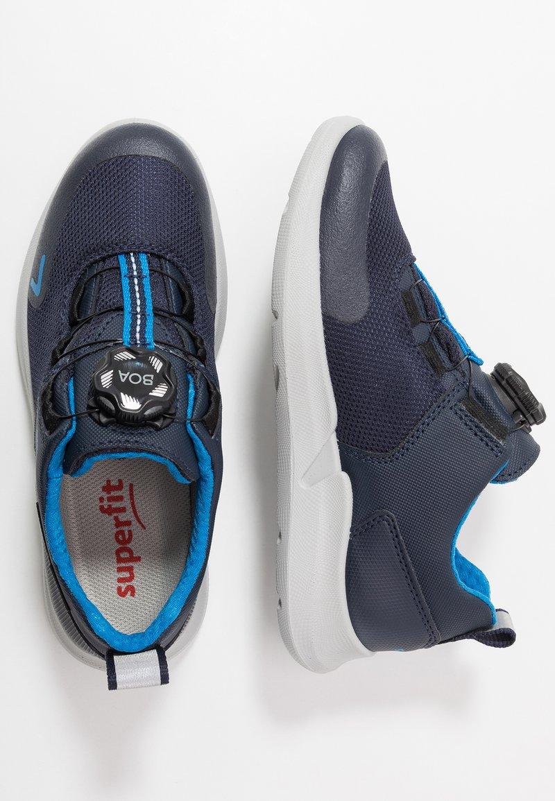 Superfit - THUNDER - Trainers - blau