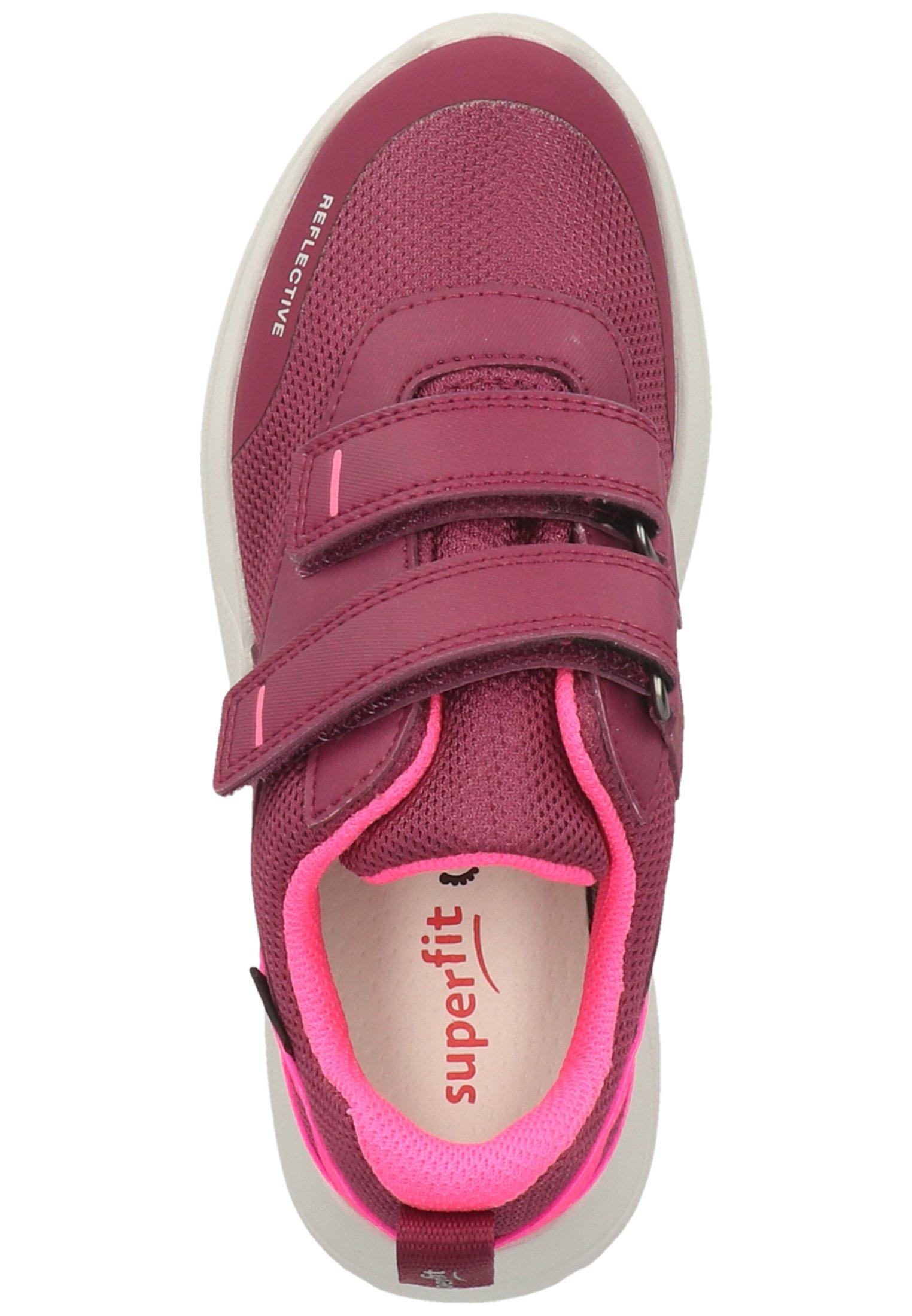 RUSH Sneakers laag rotrosa 5000