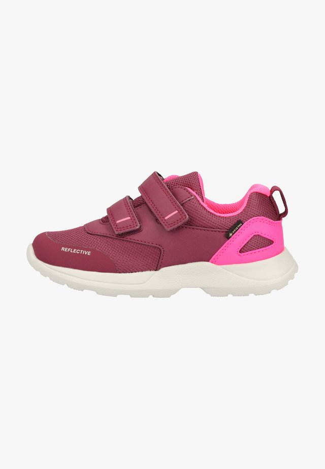 RUSH - Sneakers - rot/rosa 5000