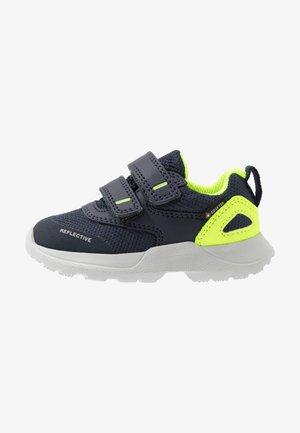 RUSH - Sneaker low - blau/gelb
