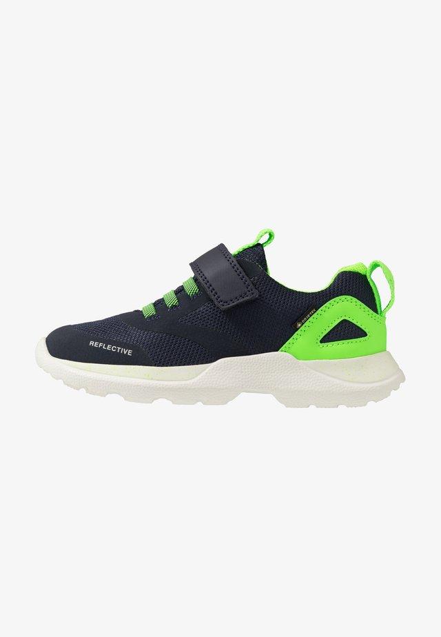 RUSH - Sneakers - blau/grün
