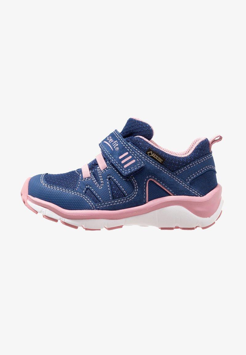 Superfit - SPORT - Sneakers - blau/rosa
