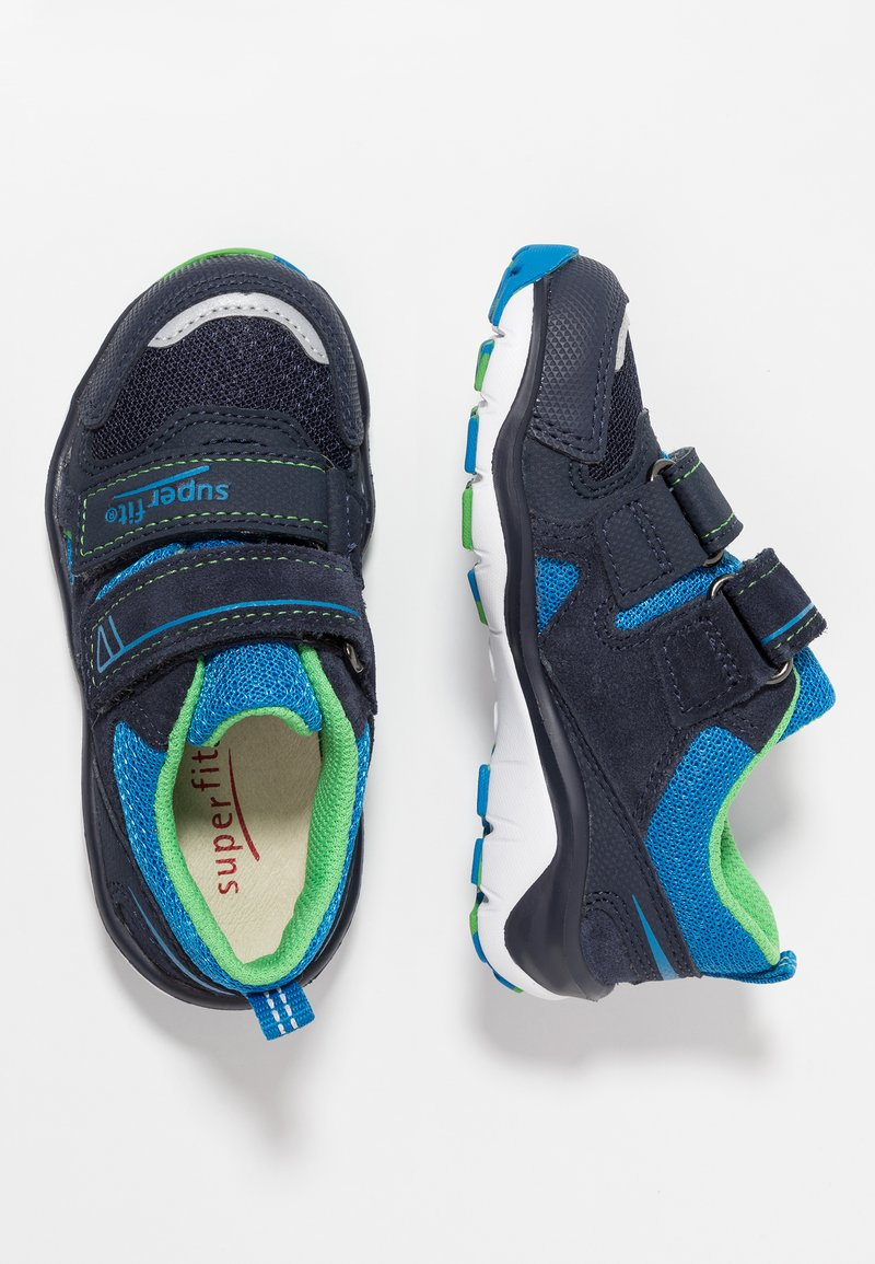 Superfit - SPORT - Baskets basses - blau/grün