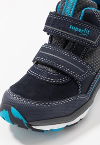 Superfit - SPORT5 - Korte laarzen - blau/grau - 5