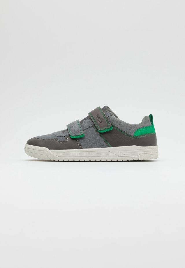 EARTH  - Sneakers - hellgrau/grün