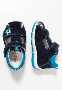 Superfit - FREDDY - Vauvan kengät - smoke - 0
