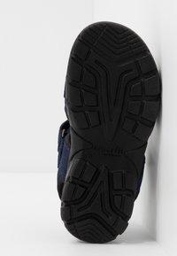 Superfit - SCORPIUS - Sandales de randonnée - blau - 4