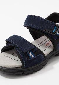 Superfit - SCORPIUS - Sandales de randonnée - blau - 5