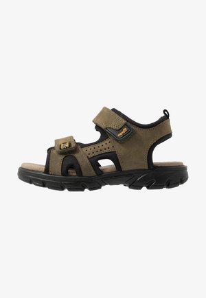 SCORPIUS - Sandales de randonnée - grün
