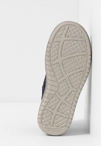 Superfit - EARTH - Sneaker high - blau/braun - 4