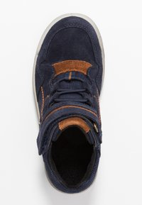 Superfit - EARTH - Sneaker high - blau/braun - 1