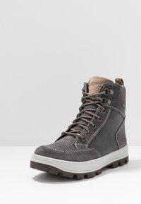 Superfit - TEDD - Lace-up ankle boots - grau - 3