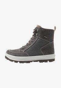 Superfit - TEDD - Lace-up ankle boots - grau - 1