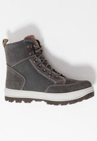 Superfit - TEDD - Lace-up ankle boots - grau - 0