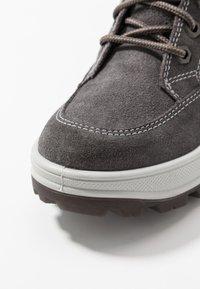 Superfit - TEDD - Lace-up ankle boots - grau - 2