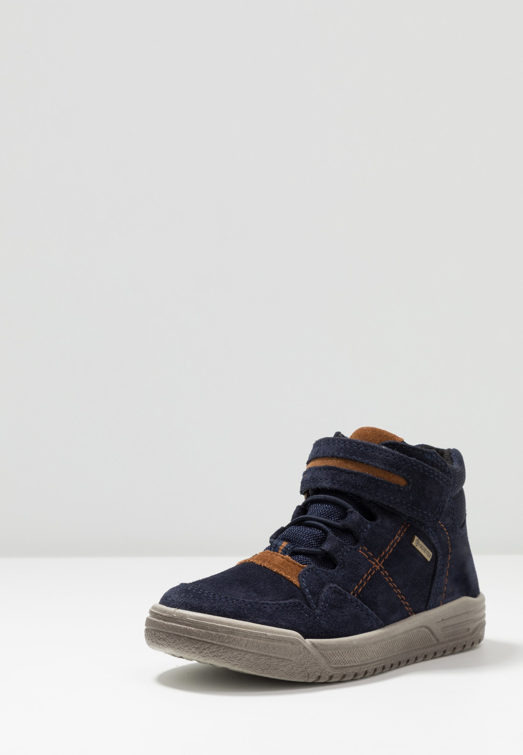 Superfit EARTH Sneakers hoog blaubraun Zalando.nl