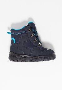 Superfit - HUSKY - Zimní obuv - blau - 1