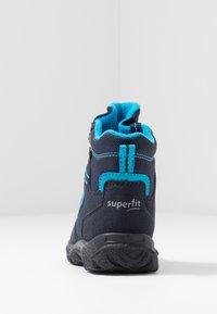 Superfit - HUSKY - Zimní obuv - blau - 3
