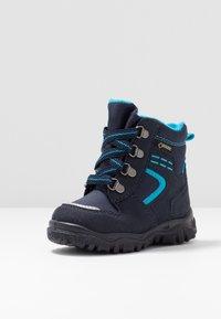 Superfit - HUSKY - Zimní obuv - blau - 2
