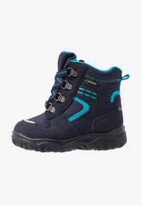 Superfit - HUSKY - Zimní obuv - blau - 0
