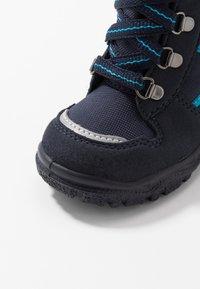 Superfit - HUSKY - Zimní obuv - blau - 5