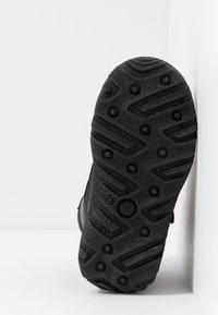 Superfit - HUSKY - Winter boots - schwarz/rot - 4