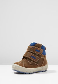 Superfit - GROOVY - Baby shoes - brown/blue - 2