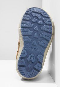 Superfit - GROOVY - Baby shoes - brown/blue - 4