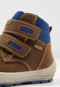 Superfit - GROOVY - Baby shoes - brown/blue - 5