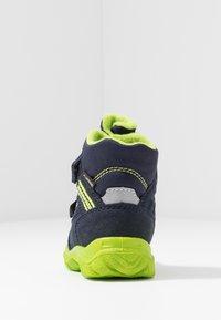 Superfit - HUSKY - Winter boots - blau/grün - 3