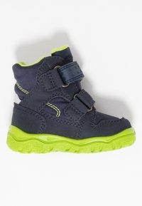 Superfit - HUSKY - Winter boots - blau/grün - 1