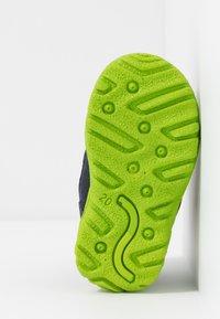 Superfit - HUSKY - Winter boots - blau/grün - 4