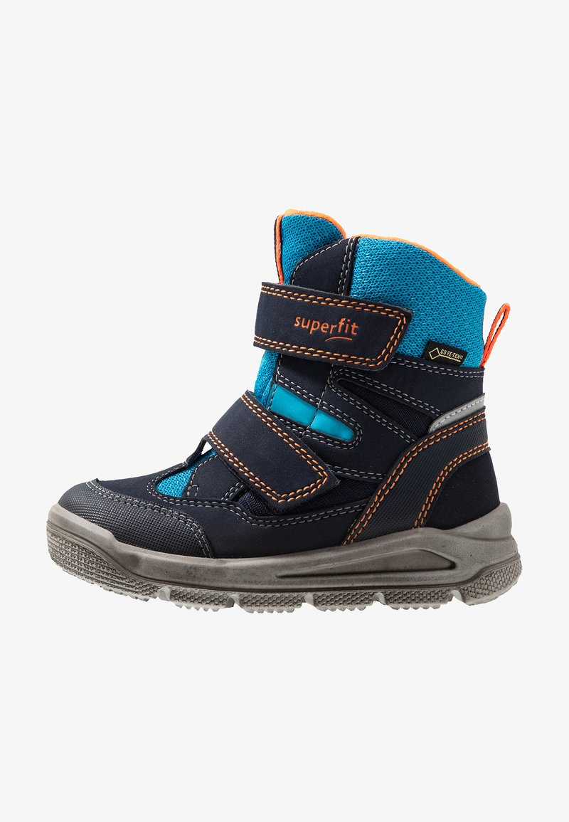 Superfit - MARS - Winter boots - blau